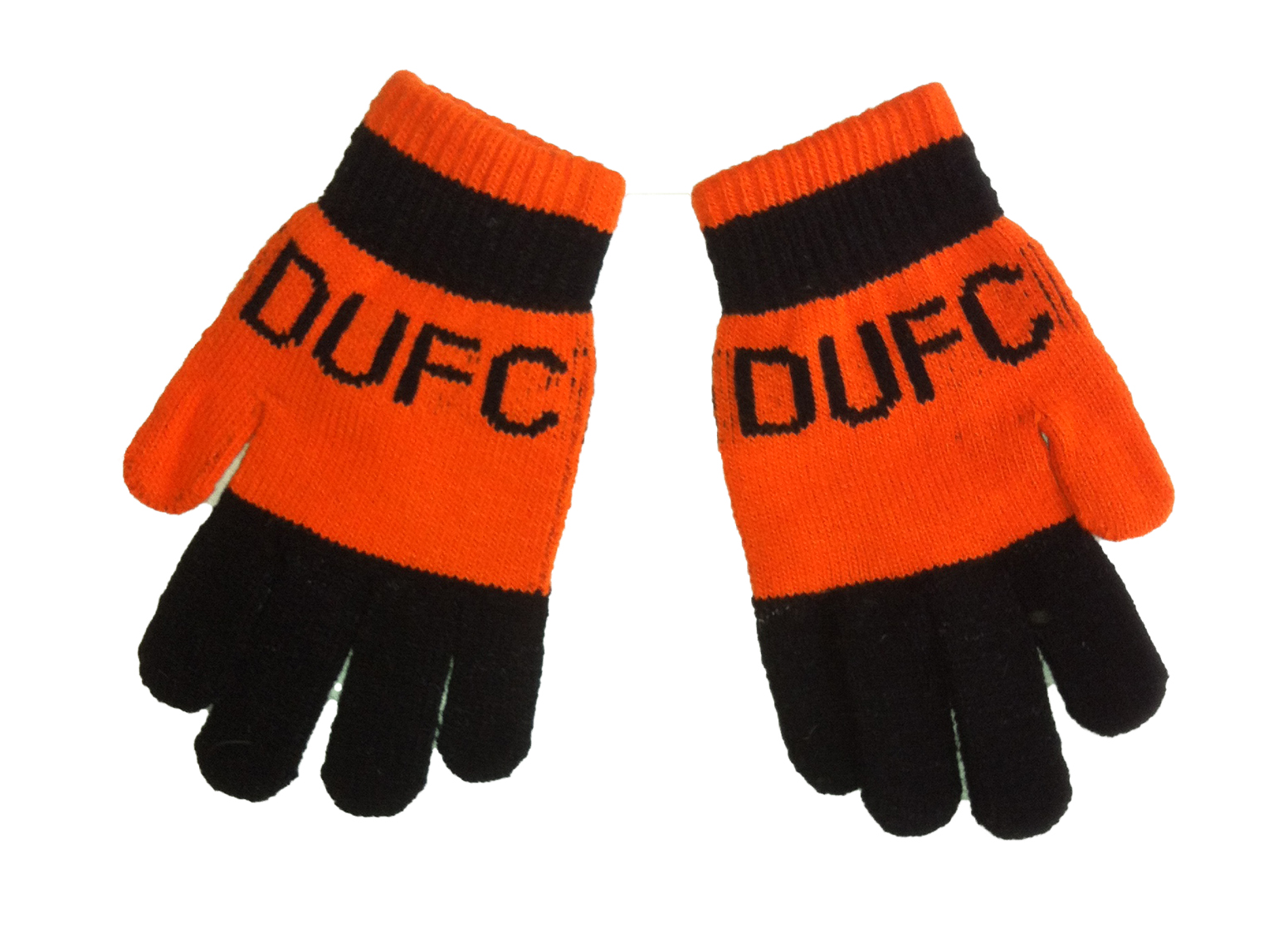 "Our brand new ""DUFC"" Gloves"