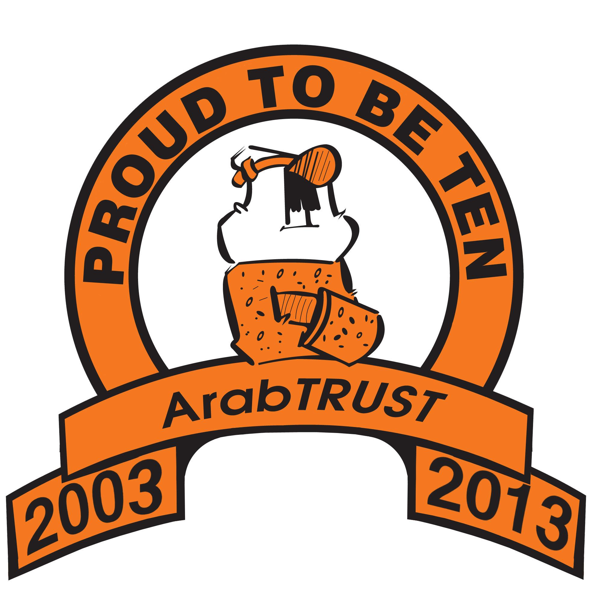 ArabTrust Logo