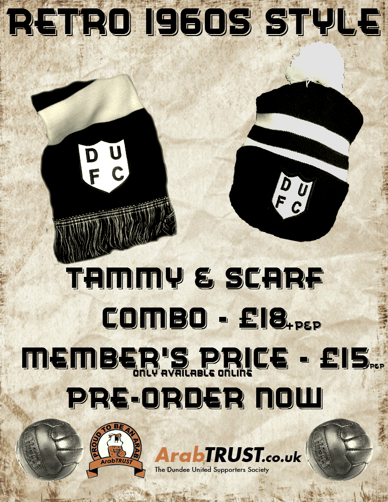 The Retro Scarf and Tammy Combo is now available to pre-order at our Store. Click the poster to visit the <span class=