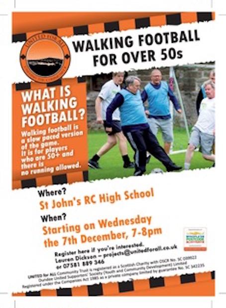 Dundee United Community Programme