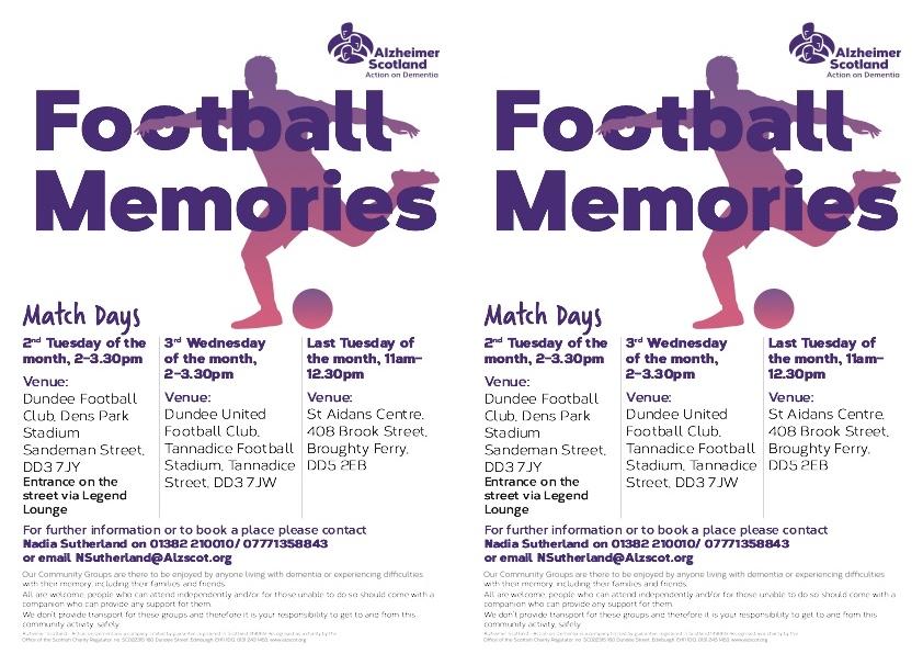 Football Memories Dundee
