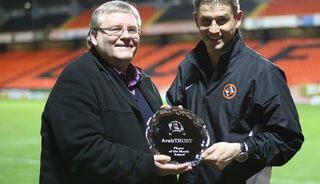 Cierzniak Voted Player of the Month October 2014