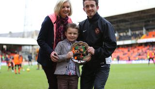 Connolly Voted Player of the Month for November 2014