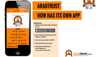 ArabTRUST Free App Launched