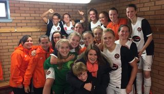 Congratulations to Dundee United WFC on winning the SWFL2 East League this afternoon with a 6-0 win away to Edinburgh Caledonia