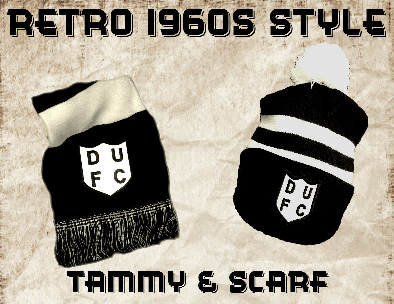 Retro Scarf and Tammy Available Now