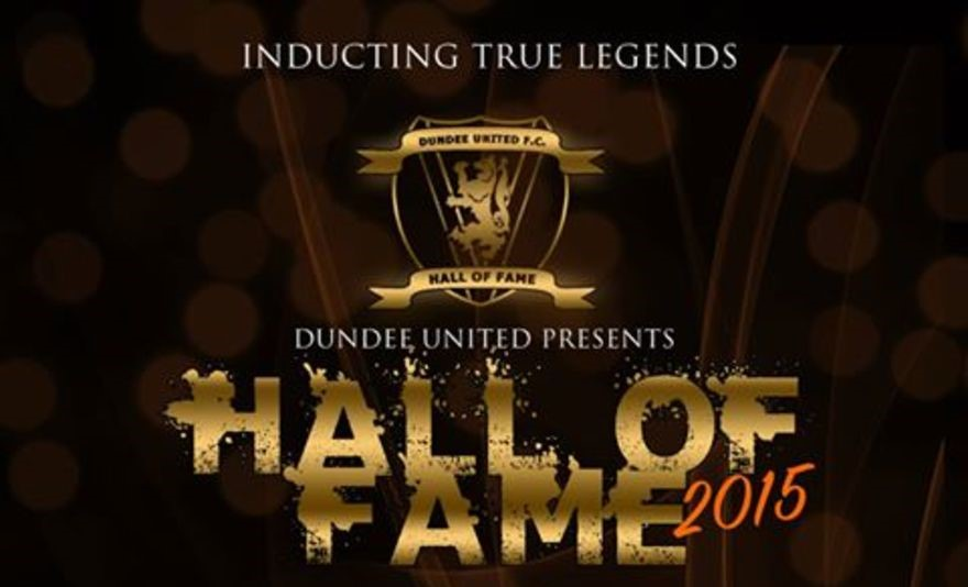Win Two Dundee United Hall of Fame 2015 Tickets