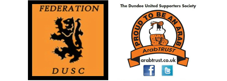 Statement from the Board of ArabTRUST and the Committee of the Federation of Dundee United Supporters Clubs - 3rd April 2015