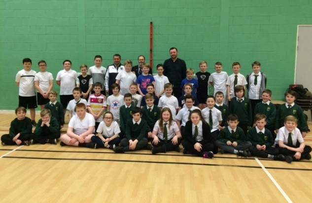 ArabTRUST and DSA Sponsorship of Dundee Schools' FA Primary Leagues