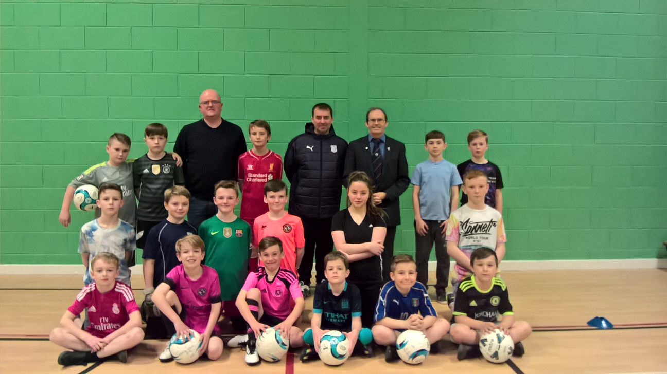 ArabTRUST and DSA sponsor Dundee Schools' FA for 12th successive year