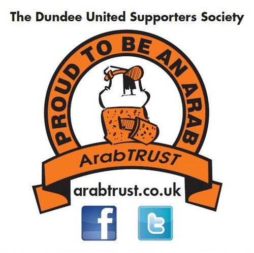 Dundee United AGM Questions Raised by ArabTRUST