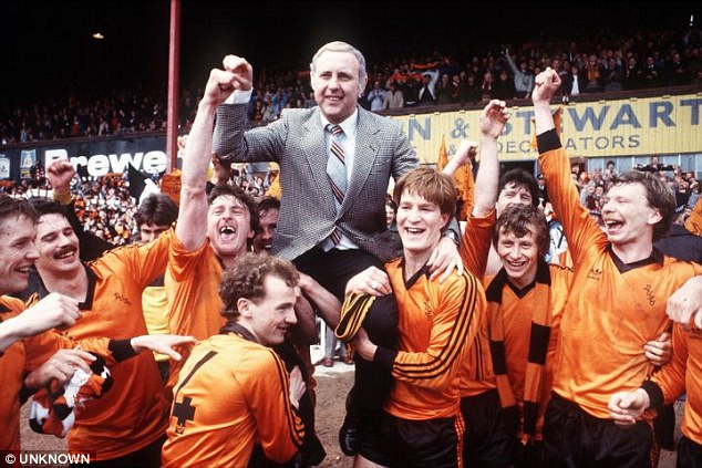 Potential Tribute for Jim McLean