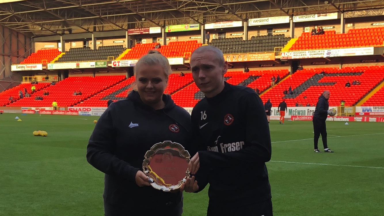 November Player of the Month Presentation