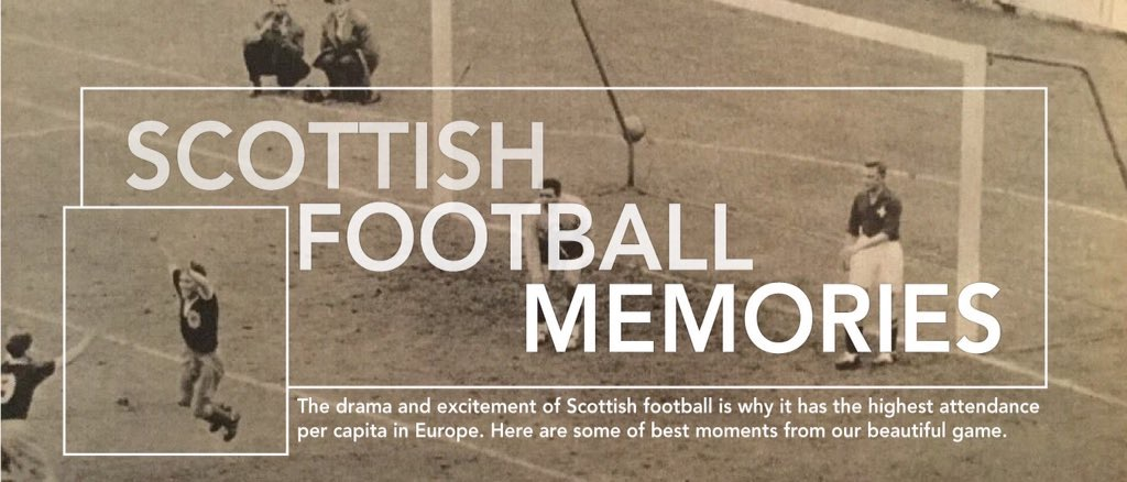 Scottish Football Memories