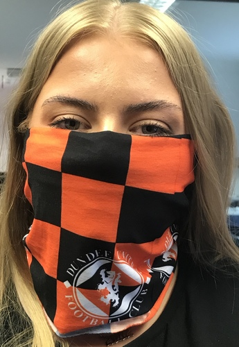 Checked Face coverings. 2 for £18.00. FREE POSTAGE