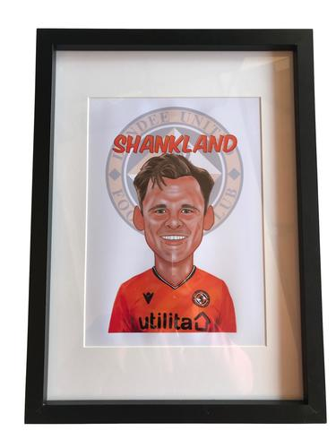 Lawrence Shankland Picture(ONLY 2 REMAINING)